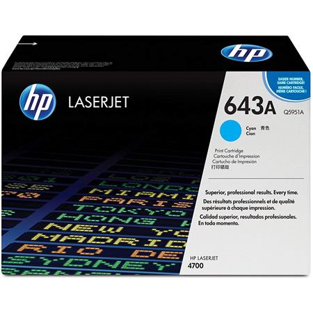 HP QA Color LaserJet Cyan Print Cartridge HP ColorShere Toner Yields up to standard pages 146 - 116