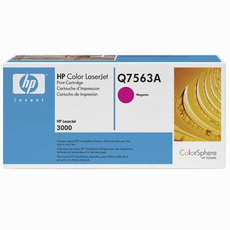 HP Color LaserJet QA Magenta Print Cartridge various HP printers Yield Pages 106 - 29