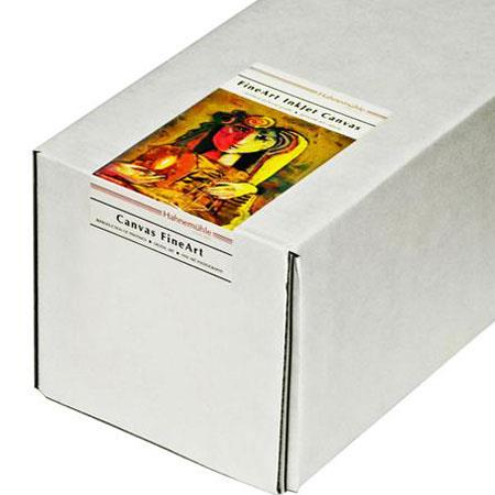 Hahnemuhle Daguerre Fine Art Polly Cotton Artist Canvas Smooth Texture Natural Surface gsmRoll Core 260 - 458