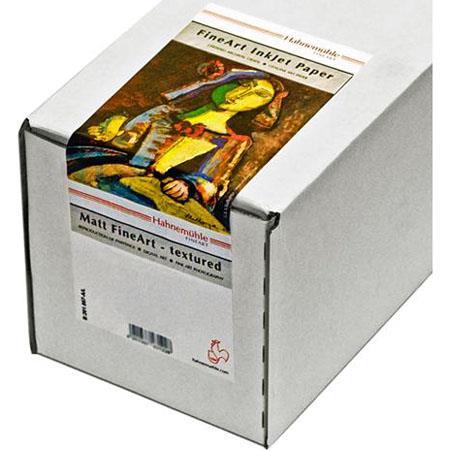 Hahnemuhle Matte German Etching TCF Pulp Natural Inkjet Paper mil gmARoll Core 145 - 228