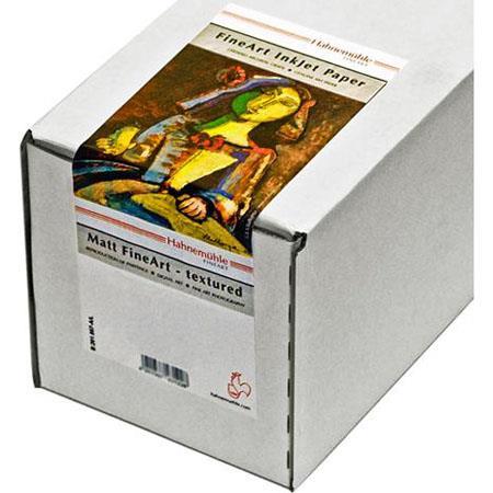 Hahnemuhle Matte German Etching TCF Pulp Natural Inkjet Paper mil gmARoll Core 95 - 174