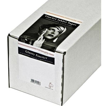 Hahnemuhle Fine Art Baryta Ultra Smooth High Gloss Bright Inkjet Paper gsmRoll Core 314 - 363