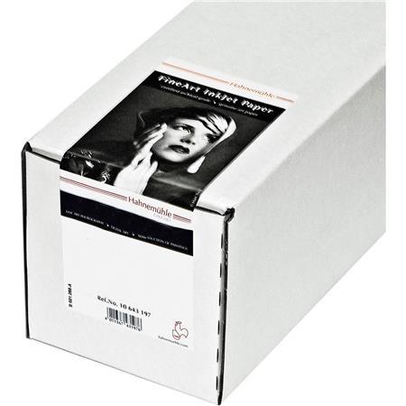 Hahnemuhle Fine Art Pearl Fiber Based Bright Bright Inkjet Paper gsmRoll Core 190 - 788