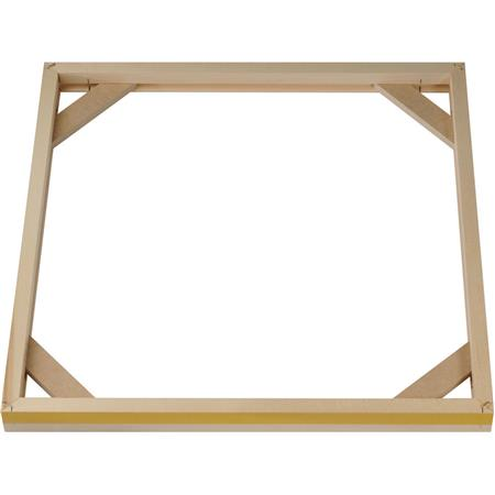 Hahnemuhle Gallerie Wrap Pro Stretcher Bars Case Corner Braces Deep to Make Frames 46 - 669