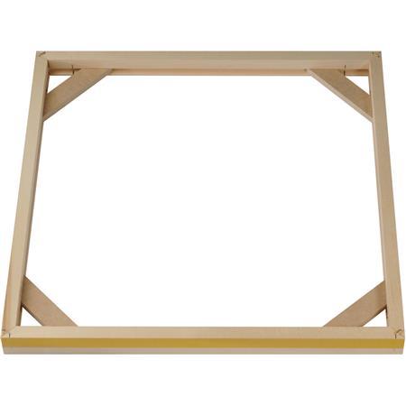Hahnemuhle Gallerie Wrap Pro Stretcher Bars Case Corner Braces Deep to Make Frames 69 - 96