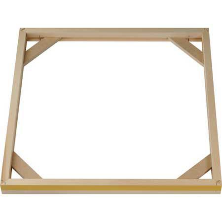 Hahnemuhle Gallerie Wrap Pro Stretcher Bars Case Corner Braces Deep to Make Frames 66 - 67