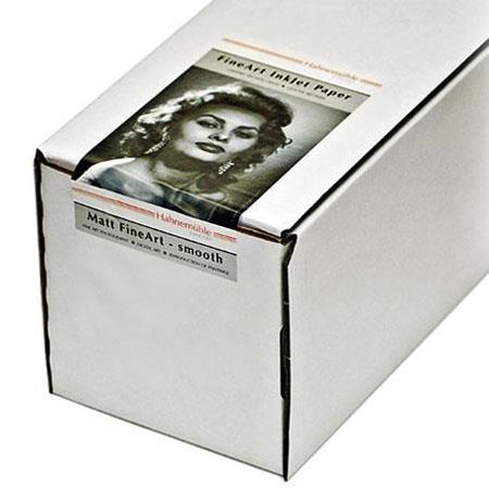 Hahnemuhle Matte Photo Rag Rag Smooth Inkjet Paper gmARoll 124 - 507
