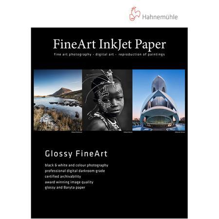 Hahnemuhle Pearl Photo Rag Cotton Rag Natural Inkjet Paper gmASheets 17 - 151