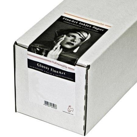 Hahnemuhle Pearl Photo Rag Cotton Rag Natural Inkjet Paper gmARoll Core 107 - 169