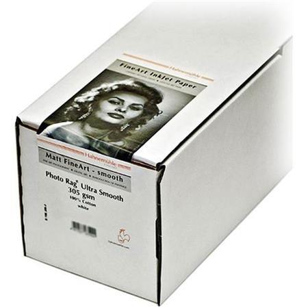 Hahnemuhle Photo Rag Rag Ultra Smooth Matte Inkjet Paper gsmRoll Core 103 - 693