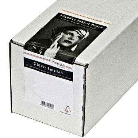 Hahnemuhle Satin Photo Rag Rag Fine Lustre Bright Inkjet Paper gsmRoll 52 - 521