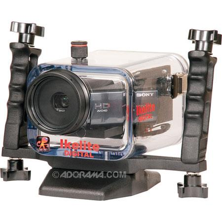 Ikelite Underwater Video Housing Sony HDR XR XRV 98 - 634