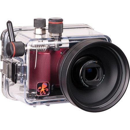 Ikelite Underwater Camera Housing Sony Cybershot H HXV Digital Cameras 181 - 113