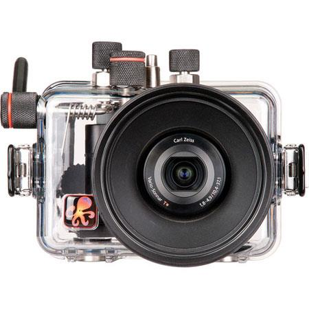 Ikelite Underwater Camera Housing Sony Cybershot RXB Digital Camera 105 - 70