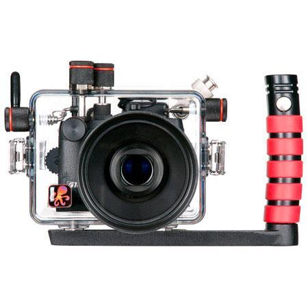 Ikelite Underwater TTL Camera Housing Canon Powershot Digital Cameras 190 - 737