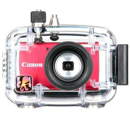 Ikelite Underwater Camera Housing Canon Powershot A Digital Camera 64 - 457