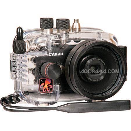 Ikelite Underwater Camera Housing Canon Powershot S Digital Camera 129 - 480