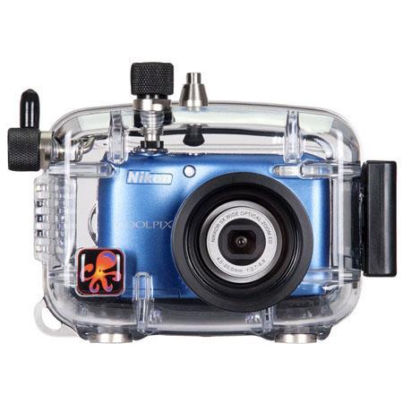 Ikelite Underwater TTL Camera Housing the Nikon CoolpiL Digital Camera 35 - 275
