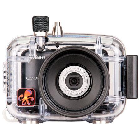 Ikelite Underwater TTL Camera Housing Nikon CoolpiL Digital Camera 167 - 77