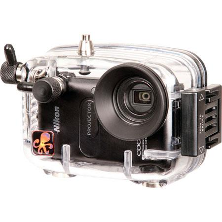 Ikelite Underwater Camera Housing Nikon CoolpiSpj Digital Camera 145 - 103