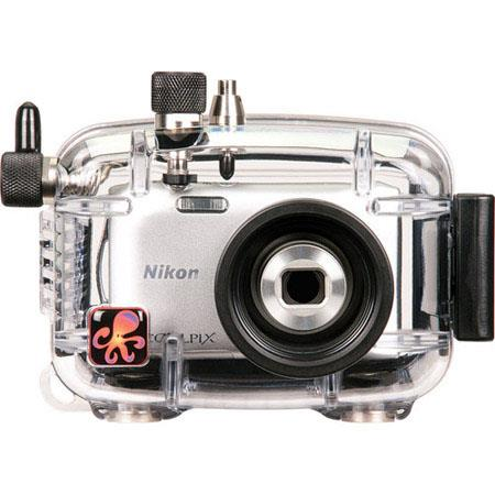 Ikelite Underwater Camera Housing Nikon CoolpiS Digital Camera 129 - 480