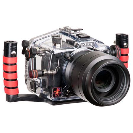 Ikelite Underwater Camera Housing Nikon D Digital SLR Camera 62 - 764