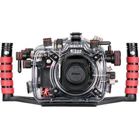 Ikelite Underwater Camera Housing Nikon D and DE DSLR Camera 74 - 255