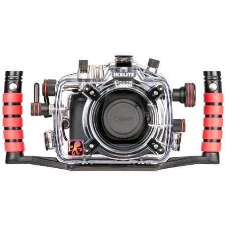 Ikelite Underwater Camera Housing Canon D DSLR Cameras 74 - 255