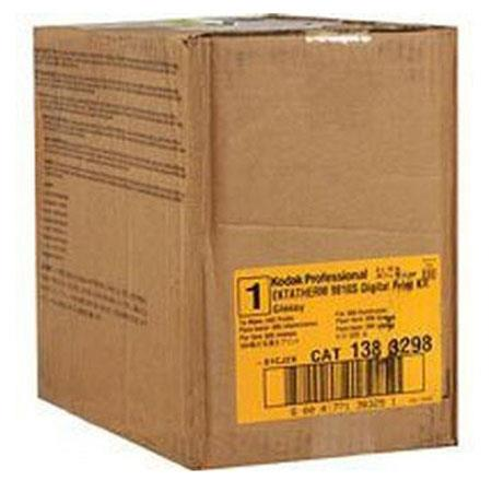 Kodak Professional EKTATHERM S Digital Photo Print Kit Glossy Ribbon and receiver makeprints 39 - 46