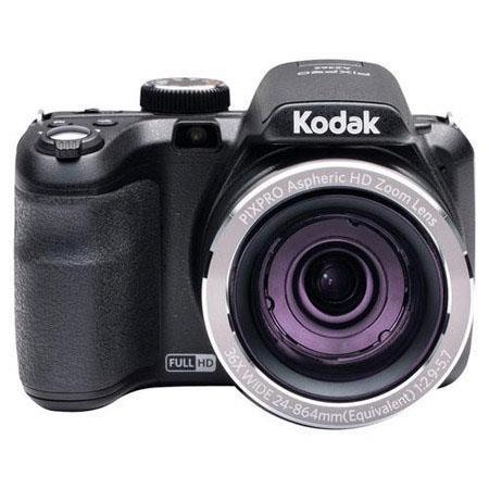 Kodak PixPro AZ Digital Camera MPOpticalDigital Zoom LCD Display deg Panorama USB HDMI  211 - 599