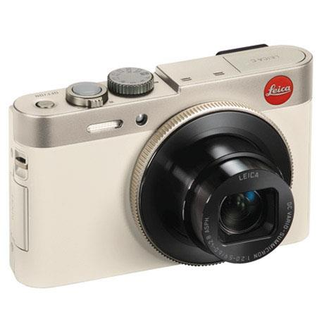 Leica C Compact Digital Camera MP Wi Fi NFC Fast Leica DC Vario Summicron lens Manual lens ring cont 4 - 464