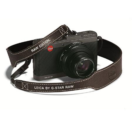 Leica D LUX Special Edition G Star RAW Digital Camera MP CMOS SensorOpticalDigital Zoom Ultra Fast f 39 - 749