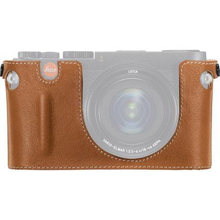 Leica Vario Camera Protector Cognac Leather 54 - 263