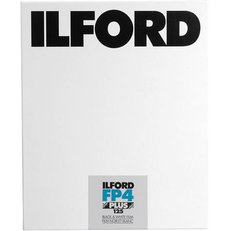 Ilford FP Plus Fine Grain Medium Speed and Film ISOSheets 64 - 667