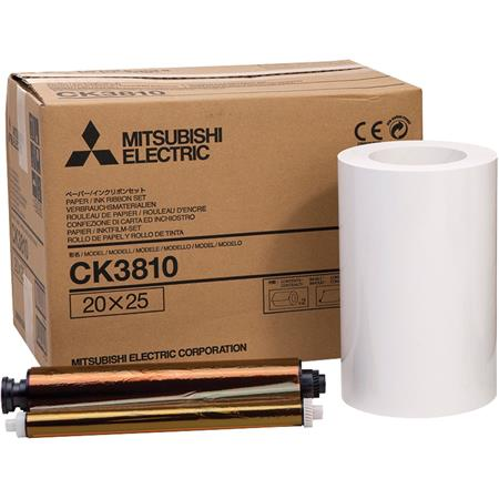 Mitsubishi Electric Printer Roll Paper Rolls Per BoPrints per Roll the CP DW Dye Sublimation Thermal 92 - 528