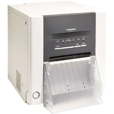 Mitsubishi CP DW Digital Color Thermal Photo Printer USB Interface DPI Resolution 41 - 719