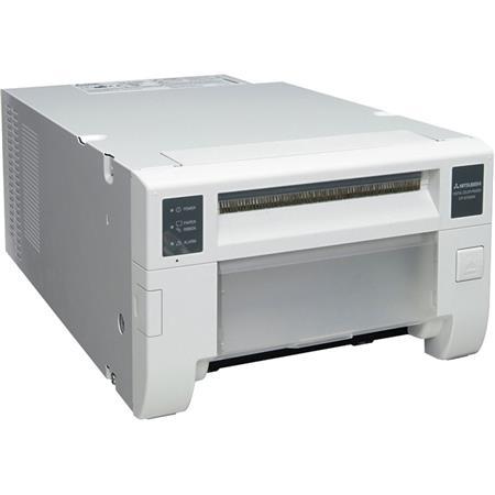 Mitsubishi CP DDW Single Deck Compact Digital Dye Sublimation Thermal Photo PrinterPhotos dpi USB  85 - 705