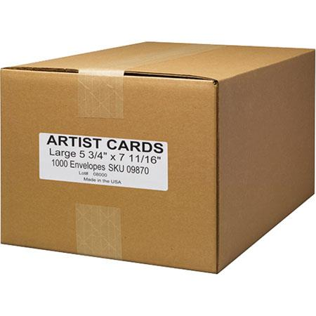 Museo Matching Envelopes StandardTwo Sided Matte Archival Inkjet Artist Cards 215 - 759