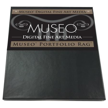Museo Portfolio Rag Extra Smooth Matte Fine Art Inkjet Paper gsmSheets 87 - 81