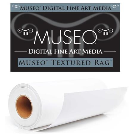 Museo Textured RagPaper Roll 314 - 363