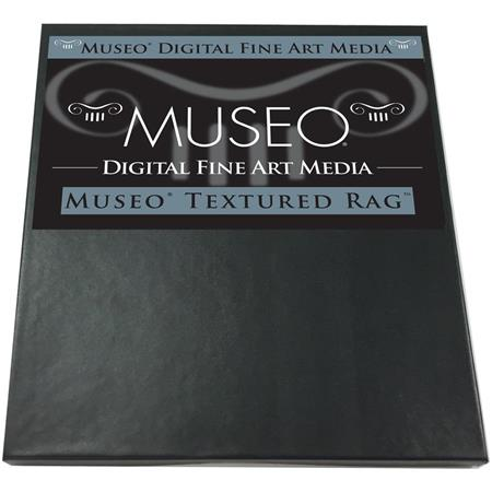 Museo Textured RagSheets Paper 148 - 351