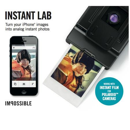 Impossible Instant Lab iPhone s iPhone s 97 - 610
