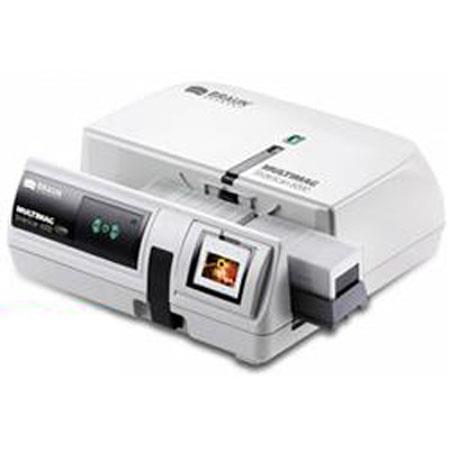 Braun MULTIMAG Slide Scannerdpi Optical Resolution seconds Color dpi Scan Speed USB  105 - 655