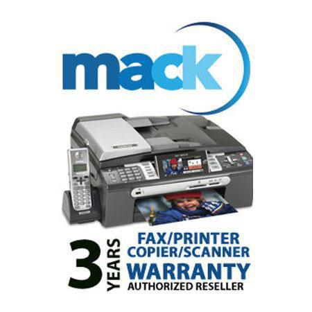 Mack Year On Site Service Plan Printers Scanners Copiers and FaMachines a retail Value of up to  79 - 119