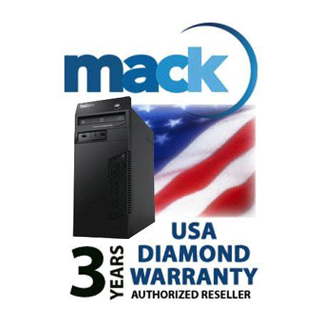 Mack Year Diamond Service Contract Desktop Computers a Retail Value of up to  202 - 461