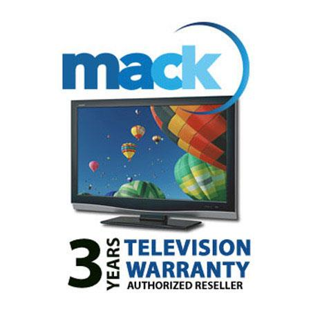 Mack Year Extended In Home Warranty TVs a retail Value of up to  46 - 547
