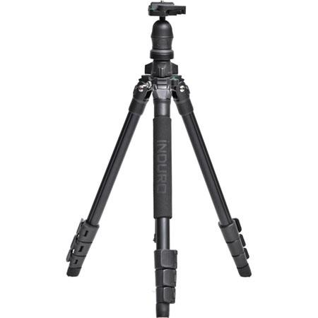 Induro AKB Adventure Alloy AK Series Section Tripod Leg Set Quick Release Ball Head Extends to Suppo 78 - 759