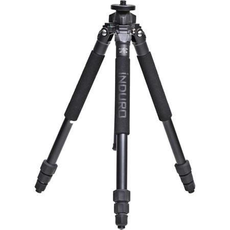 Induro AT Alloy M AT Series Section Tripod Extends to Supports lbs 120 - 334