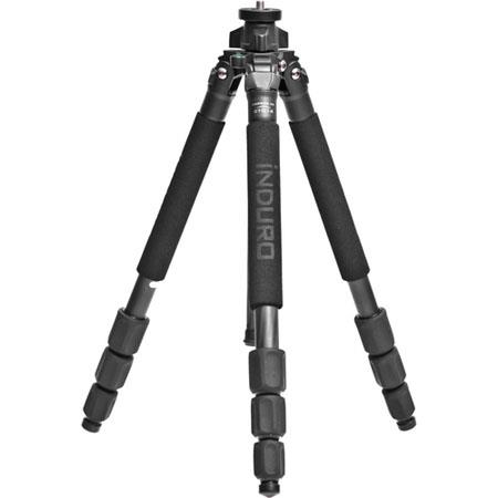 Induro CT Carbon Fiber CT Series Section Tripod Extends to Supports lbs 284 - 116