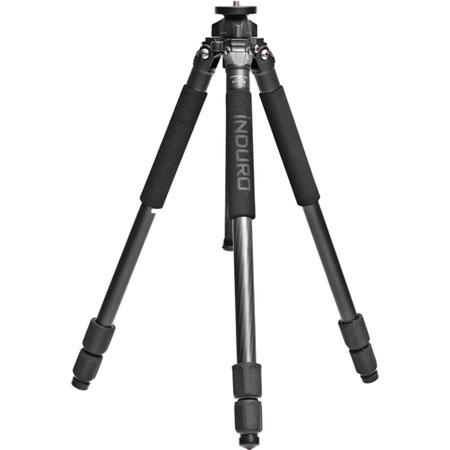 Induro CT Carbon Fiber CT Series Section Tripod Extends to Supports lbs 193 - 315
